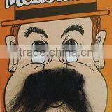 High quality artificial mustach new design fake mustache for carnival party decoration MU2040