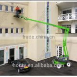 telescopic hydraulic boom lift china hydraulic drives construction equipment truck platform jack