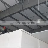 galvanized steel frame greenhouse/steel fabrication