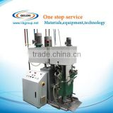 Planetary mixer with Vacuum Pump and PLC Touch Panel Control, Lithium battery lab machine