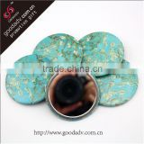 Exquisite floral print cosmetic mirrors Factory Professional Produce Makeup Mirror
