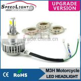 M3H 24W 2500 Lumens LED Headlight For bajaj 150cc pulsar motorcycle