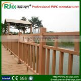 Decorative outdoor and indoor Wood-plastic composites decing floor fencing and railing