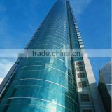 used windows and doors aluminum extrusion curtain wall profile
