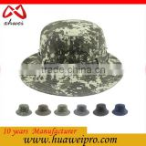 Alibaba China Fisherman Bucket Hat Summer Visor Camouflage Cotton Hat and Promotion Custom Fishing Hat Cap