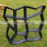 2015 Hot Sale Stamping Pavement Mould / DIY Garden Tools-paver mold for garden path / Patio walkway mould /
