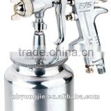 Excellent Stainless Nozzle 750cc Die-cast Aluminum Container Suction Spray Gun Painting Cars