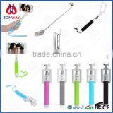 China supplier new products blue tooth selfie stick