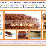 MANUFACTURER VIETNAM COFFEE -OEM BRANDED NAME - TIDA KIM ROBUSTA FREEZE SPRAY DRIED - 3 IN 1 -AGGLOMERATED ROASTED
