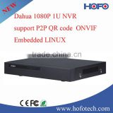 America security dahua NVR4116H onvif Mini 1U 16 Channel Network Video Recorder h 264 onvif 8ch nvr