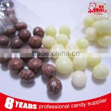 2 in 1Halal Compound Dark and White Chocolate Candy