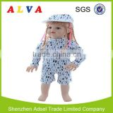 2015 Hot Sale Alva Girls Rash Guards for Kids UPF 50+ Sun Protection Baby Suit                                                                         Quality Choice