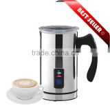 N3 Cordless Stainless Steel Automatic Milk Frothers & Warmer CE/GS Certification (250 ml)