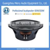 12 inch 8 ohm oem speaker drivers 450W big bass dj speaker driver with 97.7dB sensitivity