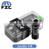 Alibaba Co UK Popular Products Anti-Leak Design Top Filling Sub Ohm TC Tank Original Horizon Arctic V8 Bottom Airflow Control
