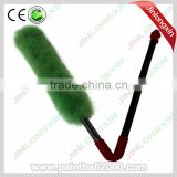 Wool Colorful Single Foldable Stick Swab Squeegee Clean for Paintball Barrel