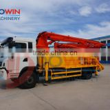 Best Selling Truck Mounted Concrete Pump Boom