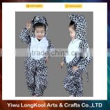 New arrival cheap price kids carnival spotty dog mascot costume stage performance animal costume