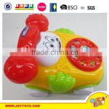 2015 New item funny two emotion four colors mixed stowage W/D pull line mini telephone car toy