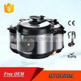 SS Instant Pot Pressure Cooking Stainless Steel Sharp Rice Cooker 220V                                                                         Quality Choice