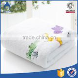 Factory Customized Combed Cotton Cheap Custom Bath Towel