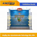 2015 Hot Sale 3X3m Aluminum Material Standard Exhibition Booth Display Stand