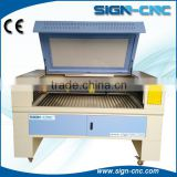 High precision wood acrylic laser cutting machine for engraving , industrial laser cutter
