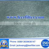 Stainless Steel Sintered Metal Fiber Felt