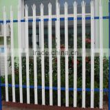 ISO certification hot sale galvanized or pvc coated euro fence panel