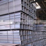 ASTM square tube /galvanized iron square tube 100x100 ms square pipe price & steel square tube & ms square tube top class grade