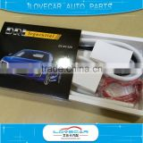 White/Amber Switchback LED Tube Lights, daytime running lights, Sequential strip lamp for cars