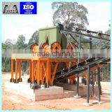 Precast concrete Breaking Line / concrete pole production line / foam concrete block production line