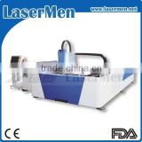 Lasermen brand metal crafts fiber laser cutting machine