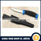 "New Nice Stainless Steel Fish Fillet Knife 0.08"" Blade Thickness 8.3"" Overall with PP Scabbard 351420"
