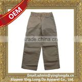 Low price new products high school uniform boys trousers