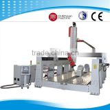 Jinan 4Axis EPS Molding Cutting/Carving Machine CNC Router Machine CNC Router with High Quality