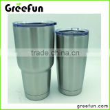 Stainless Steel Water Cooler , Wholesale High Quality ETI Tumbler Thermos Bottle , Logo Imprined Keeper Tumbler Factory
