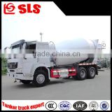 self loading concrete mixer truck weight