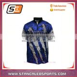 Stan Caleb manufacture full sublimation transfer fishing uniforms,fishing apparel,fishing wear