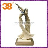 dancing stone sculpture for lover abstract lovers sculpture