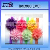 Handmade flowers handmade cloth flowers handmade flower making fashion handmade flowers st3064