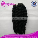 New afro kinky nubian twist crochet braids with synthetic hair crochet hair extension nubian twist
