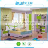 8110 kids spa furniture fancy children bedroom set