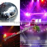 Inflatable mirror ball disco lights mirror ball of stage light
