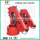 China Popular 2t Small Boat Crane For Sale