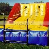 inflatable ladder climb game, rope ladder A6023