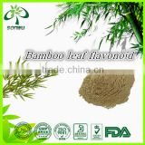 Natural bamboo leaf extract powder flavonoids