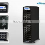 SharkBlu HDD:14 Blu-Ray / DVD / CD Stand-Alone Manual Tower Duplicator