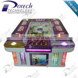 Best Selling Products 2016 In USA Ocean King 2 Coin Pusher Type Fish Hunter Fishing Arcade Game Machine