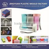 OEM Custom household plastic cup injection mould supplier,plastic water cup with lid mold manufacturer